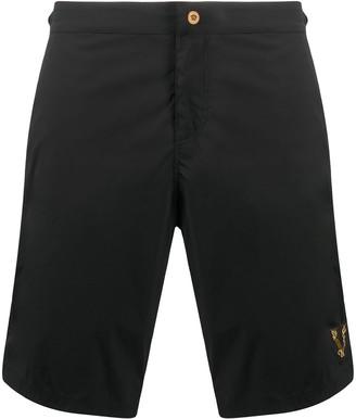 Versace Barocco V swim shorts