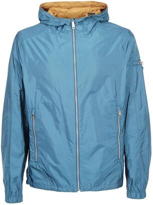 Prada Hooded Reversible Jacket