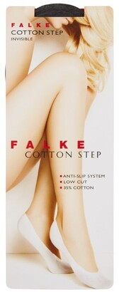 Falke Cotton Step No Show Socks