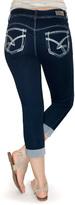 Amethyst Jeans Willow Denim Capri Pants