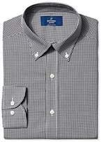 Buttoned Down Amazon Brand Men's Slim Fit Gingham Dress Shirt Supima Cotton Non-Iron