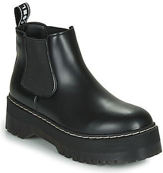 Coolway ABEL women's Mid Boots in Black