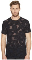 Versace Printed T-Shirt Men's T Shirt