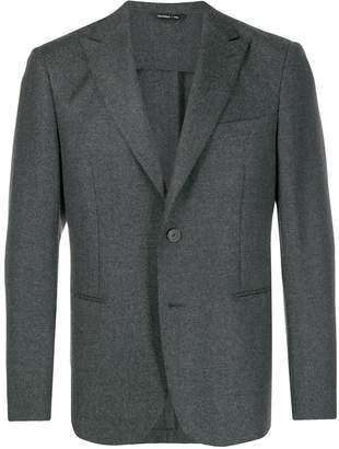 Tonello fitted single-breasted blazer