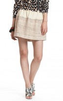 Tracy Reese Soft Combo Skirt