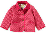 Joules Baby/Little Girls 12 Months-3T Mabel Quilted Jacket