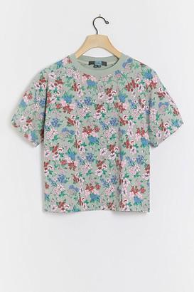 Eva Franco Kei Floral-Print Sweatshirt