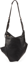 Vivienne Westwood Leather Tintwistle Shoulder Bag 41010003 Black