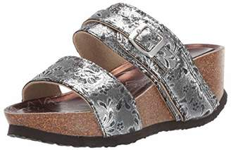 Muk Luks Women's Emery Sandal-Blackened