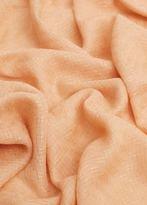 MANGO Textured Modal-Blend Scarf