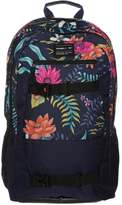 O'neill Boarder Rucksack Blue/pink/purple