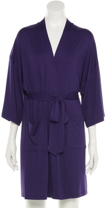 Apt. 9 Women's Solid Wrap Robe