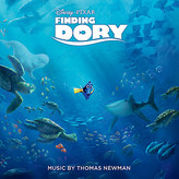 Disney Finding Dory Soundtrack CD