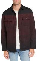 Nordstrom Men's Wool Blend Shirt Jacket