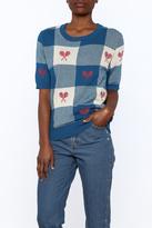 PepaLoves Racquet Sweater