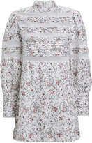 SIR the Label Haisley Floral Linen Shift Dress