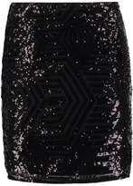 Vero Moda VMKIM Mini skirt black