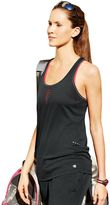 Champion Women's Seamless Mesh Racerback Workout Tank