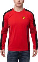 Puma Ferrari Long Sleeve T-Shirt