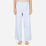 "Everlane The Oxford Pajama Pant"",""label"":"""
