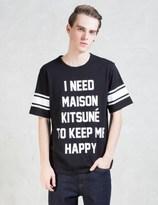 MAISON KITSUNÉ I Need T-shirt