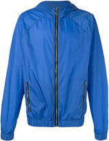 MSGM zipped lightweight jacket