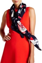 Kate Spade November Party Table Scene Oblong Scarf