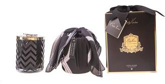 Cote Noire Candle And Scarf Set Reine De La Nuit Pack Of 2