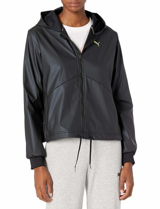 Puma Women's Warm UP Shimmer Training Jacket