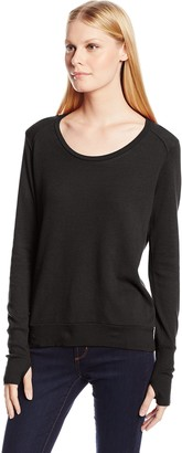 LAmade Women's Conway Thermal Top with Thumbhole