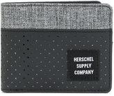 Herschel perforated wallet
