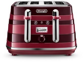 De'Longhi Aavolta 4-Slice Toaster