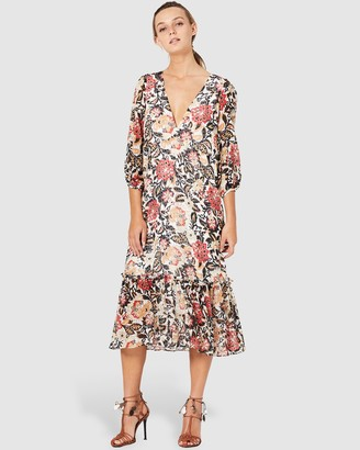 Stevie May Sonder Midi Dress
