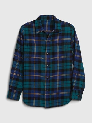 Gap Kids Flannel Shirt