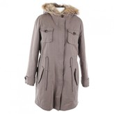 Marc Cain Green Cotton Jacket for Women