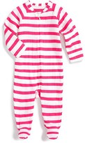 Aden Anais Infant Girl's Aden + Anais Stripe Footie