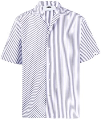 MSGM Short-Sleeve Casual Shirt