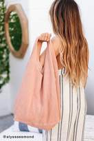 Urban Outfitters Slouchy Suede Shopper Tote Bag