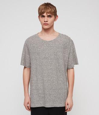 AllSaints Sine Short Sleeve Crew T-Shirt