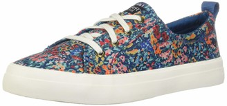 Sperry womens Crest Vibe Liberty Sneaker