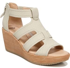 Dr. Scholl's Women's Long Island Ankle Strap Dress Sandals Women's Shoes