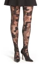 Pretty Polly Women's Camouflage Sheer Tights