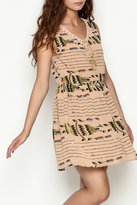 Umgee USA Tribal Print Sundress