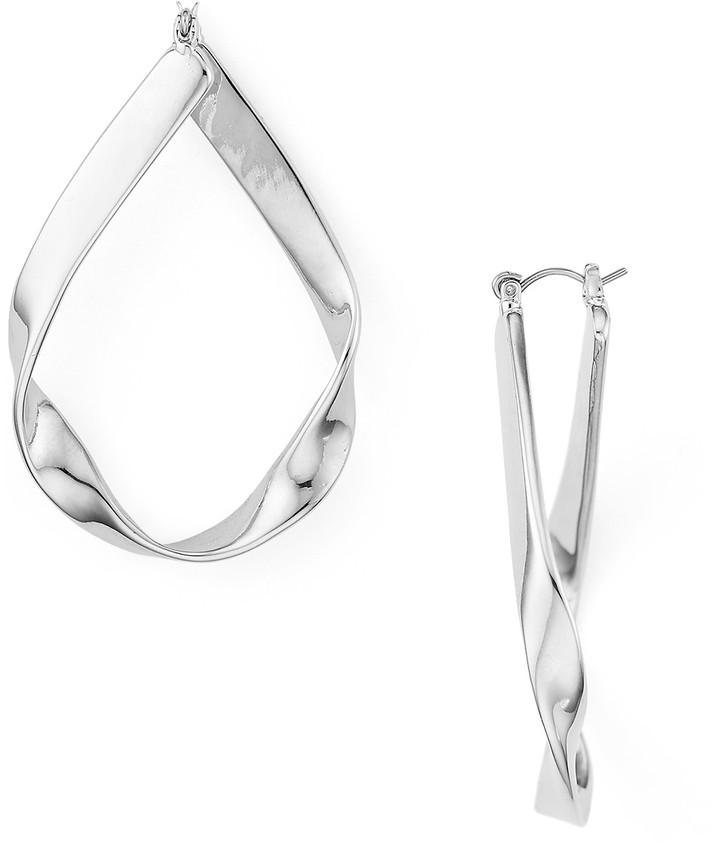 Aqua Nicole Twist Earrings - 100% Exclusive