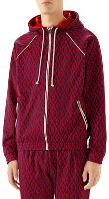Gucci G Rhombus Jersey Jacket