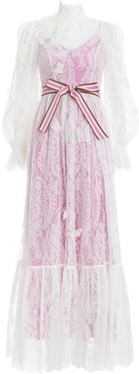 Zimmermann Super Eight Butterfly Midi