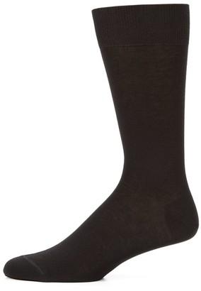 Saks Fifth Avenue COLLECTION Cotton-Blend Dress Socks