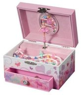 Mele Ashley Musical Ballerina Fairy Jewelry Box [Kitchen]