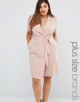 Koko Plus Wrap Dress