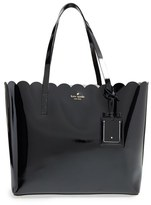 Kate Spade 'lily Avenue Patent - Carrigan' Leather Tote